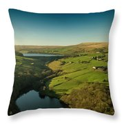 Ryburn Resrevoir Throw Pillow