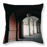 Rythm Throw Pillow