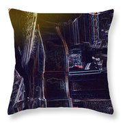 Rythmn Throw Pillow