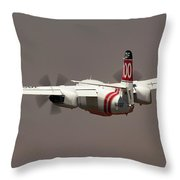 S-2f3at Tracker Into The Smoke Throw Pillow