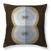 S F Neiman Marcus Seven Throw Pillow