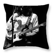 S#37 Throw Pillow