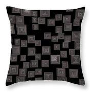 S.8.28 Throw Pillow