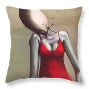 sa1 Throw Pillow