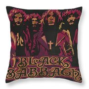 Sabbath Throw Pillow