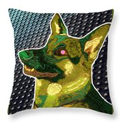 Sabeast Throw Pillow