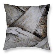 Sabel Palm 2 Throw Pillow