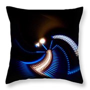 Sabre Dance Throw Pillow