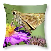 Sachem Skipper Throw Pillow