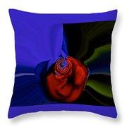 Sacrament Of Love Throw Pillow