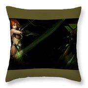 Sacred 3 Throw Pillow