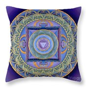 Sacred Feminine Throw Pillow