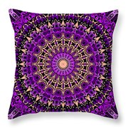 Sacred Paradise No. 1 Throw Pillow