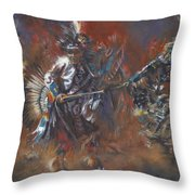Sacred Traditions Throw Pillow