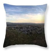 Sacromonte Throw Pillow
