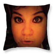 Safak Tulga Throw Pillow