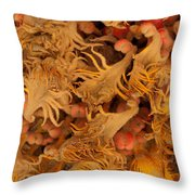 Sago Seeds Throw Pillow