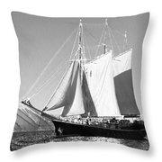 Sailboat - Id 16235-142735-0101 Throw Pillow