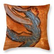 Sailing  - Tile Throw Pillow