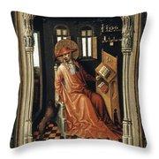 Saint Jerome (340-420) Throw Pillow
