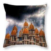 Saint Joseph Catholic Church Throw Pillow