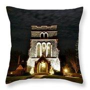 Saint Lukes East Hampton Throw Pillow