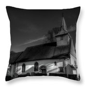Saint Mary And All Saints Church Throw Pillow