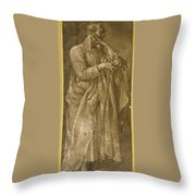 Saint Paul  Throw Pillow