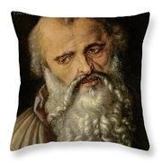 Saint Philip The Apostle Throw Pillow