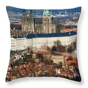 Saint Vitus Cathedral 1 Throw Pillow