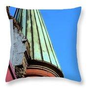 Salem Architecture 3874 Throw Pillow