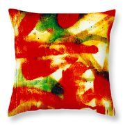 Salsa Throw Pillow