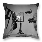 Salvador Dali 1904-1989 Throw Pillow by Granger