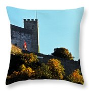 Salzburg Austria 4 Throw Pillow