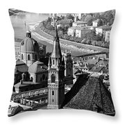 Salzburg Austria 5 Throw Pillow