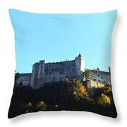 Salzburg Austria 6 Throw Pillow