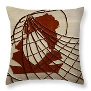 Samantha - Tile Throw Pillow