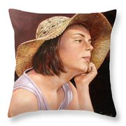 Sammie Throw Pillow