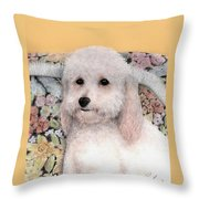 Sammy Throw Pillow
