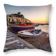 samos 'VIII Throw Pillow