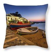 samos 'XIII Throw Pillow