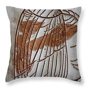 Samson - Tile Throw Pillow