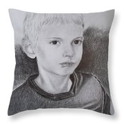 Samuel Throw Pillow