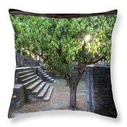 San Cristobal Guatemala Throw Pillow