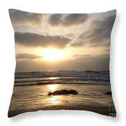 San Diego 2 Throw Pillow