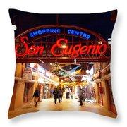 San Eugenio 1 Throw Pillow