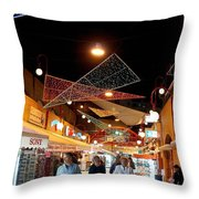 San Eugenio 2 Throw Pillow