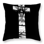San Felipe Cathedral - City Of Puerto Plata, Dominican Republic Throw Pillow