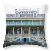 San Francisco Plantation Throw Pillow