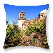 San Jose Y Miguel De Aguayo Throw Pillow